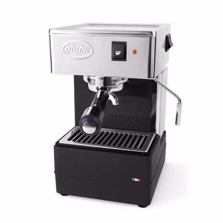 Afbeeldingen van Quick Mill 820 zwart (losse koffie)