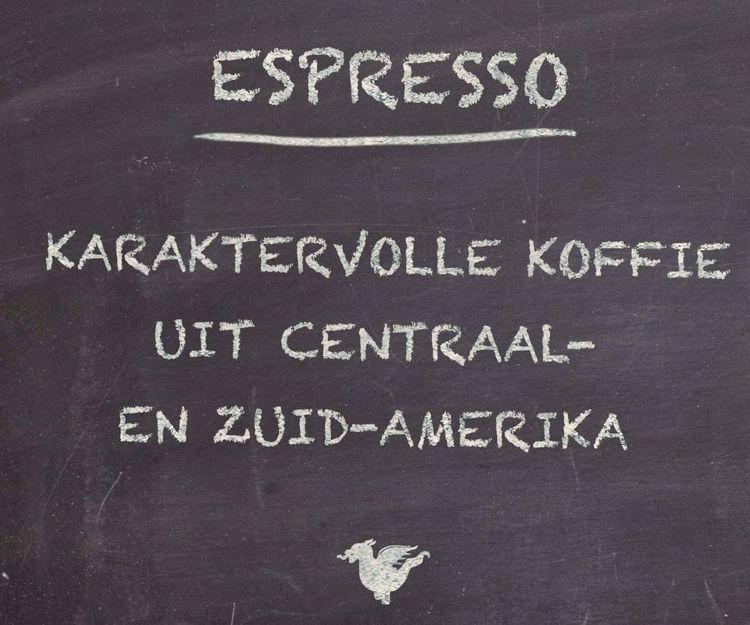 Afbeeldingen van De Draak Espresso