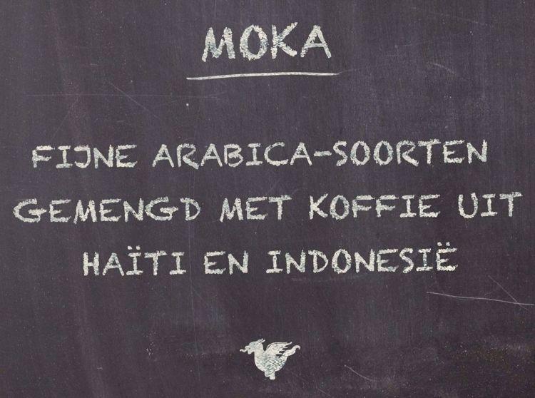 Afbeeldingen van De Draak Moka